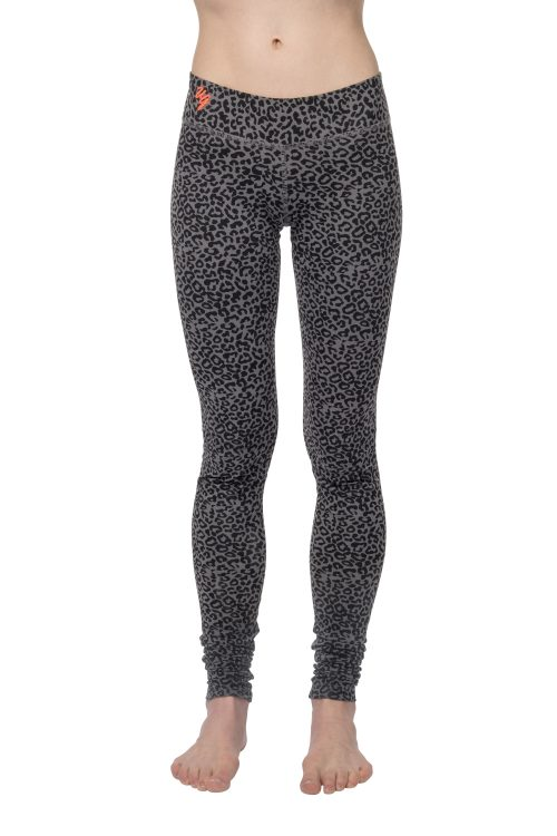 Yoga Legging Bhaktified – Volcanic Glass voorkant