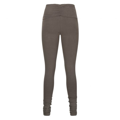 Eco yoga legging Shaktified in Volcanic Glass
