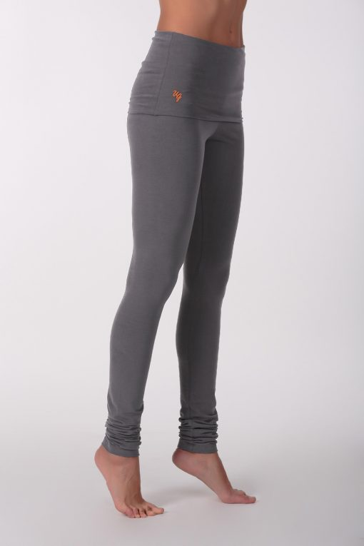 Eco yoga legging Shaktified in Volcanic Glass voor dames