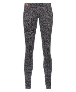 Bhaktified Yoga Pants Volcanic Glass-front
