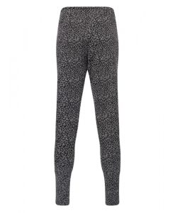 Yoga Broek Life is a Dance - Volcanic Glass - achterkant