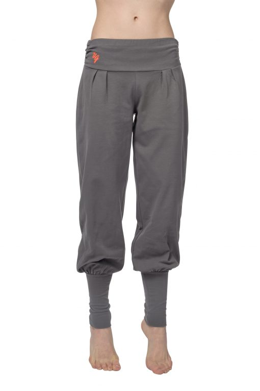 Yoga broek Dakini - Aladdin pants in grey