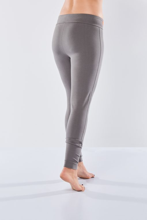Grey cotton yoga pants Life is a Dance for women
