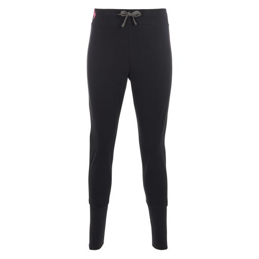 Loose fit yoga pants Life is a Dance in Urban Black