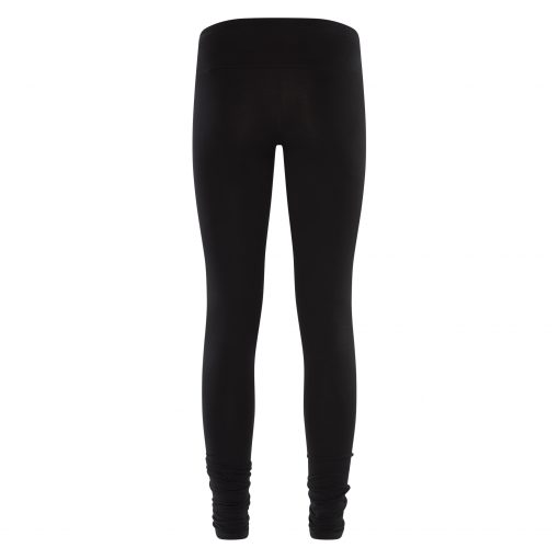 Bamboo Yoga Leggings Satya - Urban Black by Urban Goddess