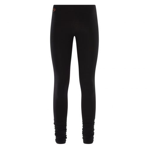Bamboo Yoga Leggings Satya - Urban Black